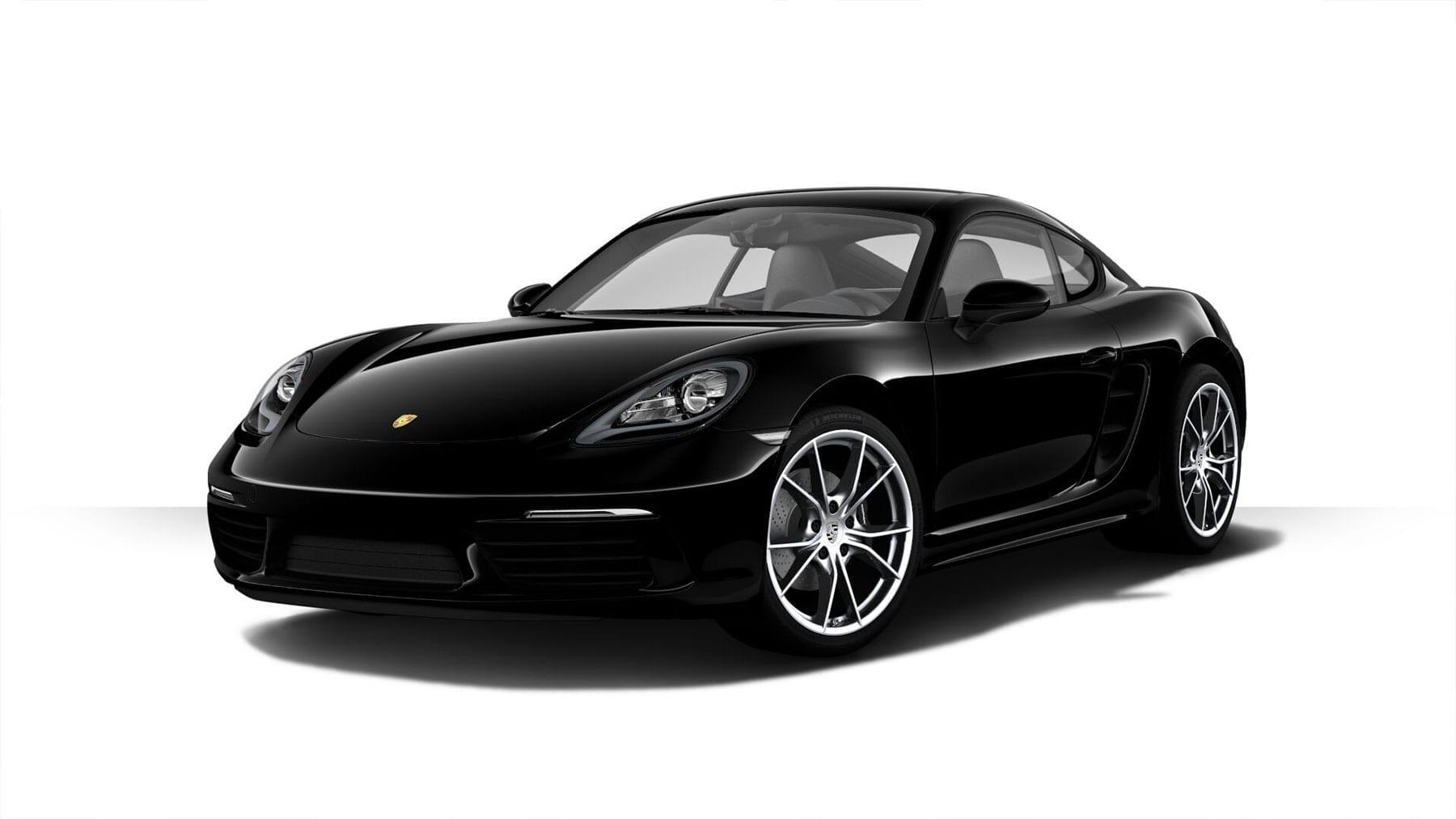 Porsche 718 Cayman Front