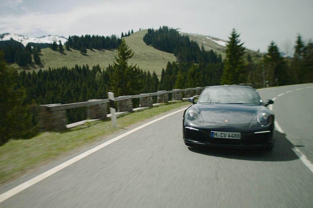 CarVia Porsche 911