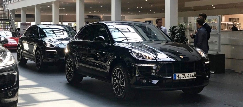 Porsche Macan GTS & S Diesel mieten in München