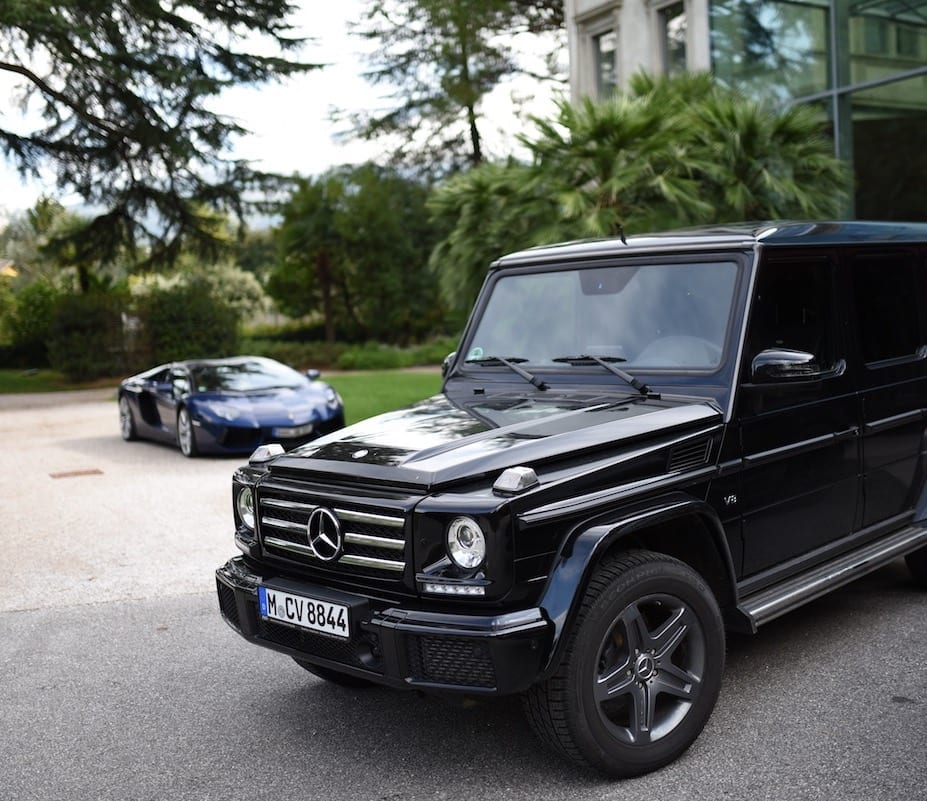 Mercedes G-Class Rental Munich and Germany
