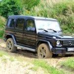 CarVia Offroadpark Mercedes-Benz G-Klasse Wasserlo