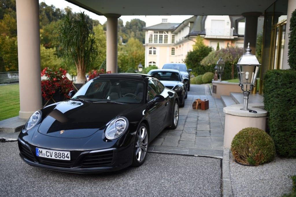 CarVia Porsche Tours with Porsche 911