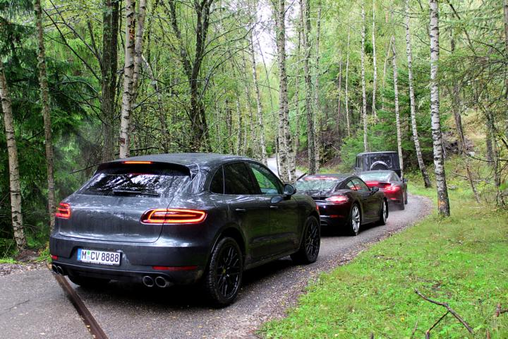 Porsche Roadtrip