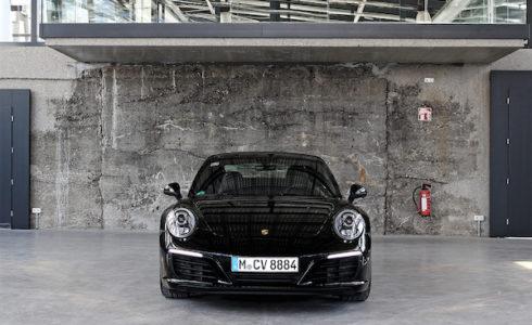 CarVia Front Porsche 911 Carrera Langzeitmiete