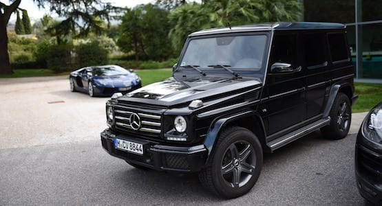 CarVia Mercedes-Benz G-Klasse CarVia Select