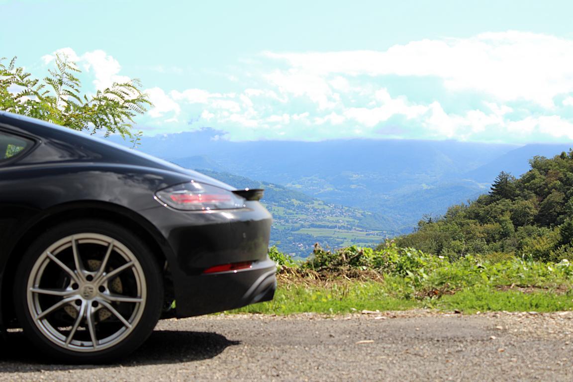 Porsche fahren Südfrankreich