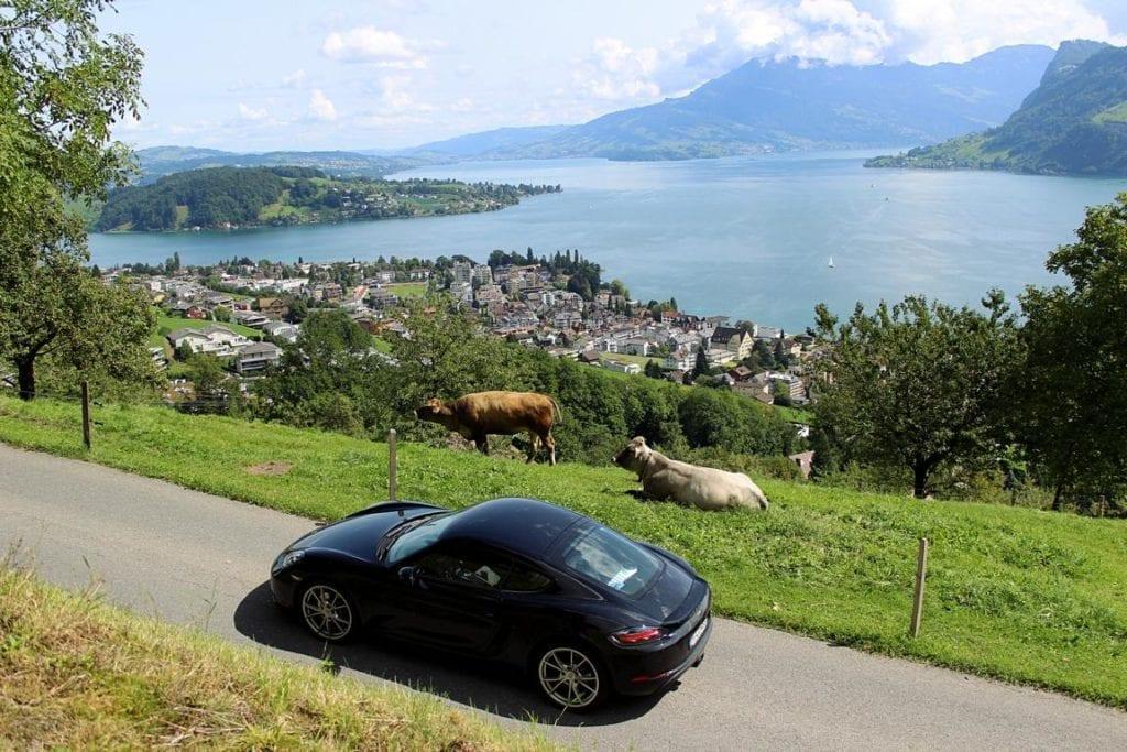 Porsche renal Munich road trips & sports car tours