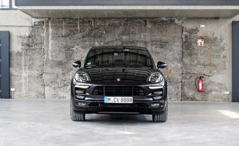 CarVia Porsche Macan GTS mieten front