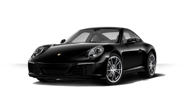 Porsche rental Munich 911 Carrera