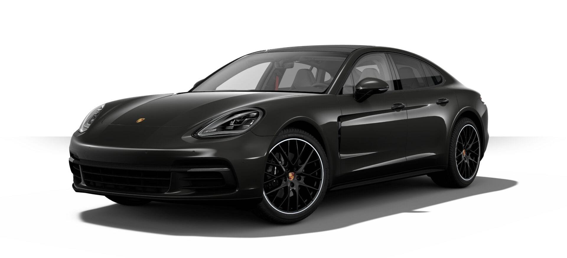 Porsche Panamera mieten Front