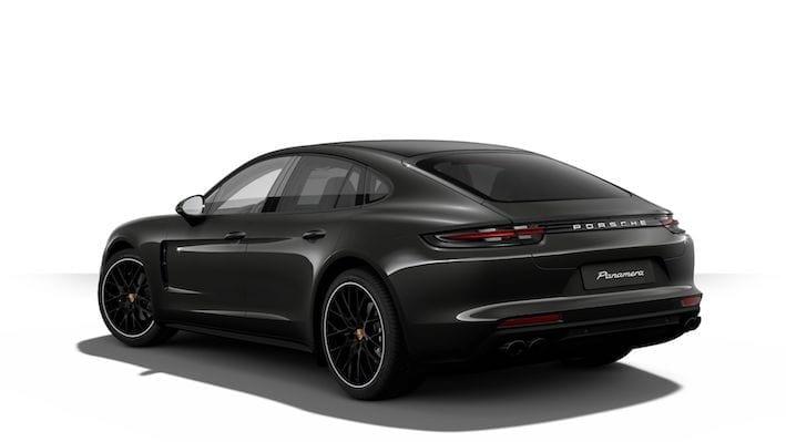 Porsche rental Munich Panamera 4
