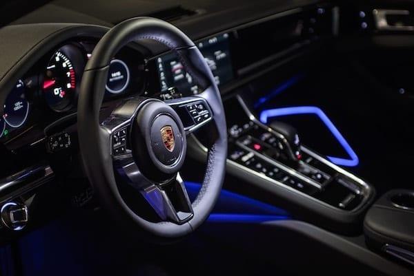 Porsche Panamera 4 mieten