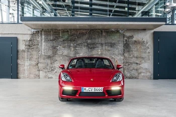 Porsche cabrio fahren gutschein