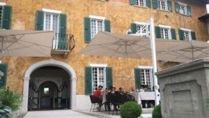 Mittagessen Borgo