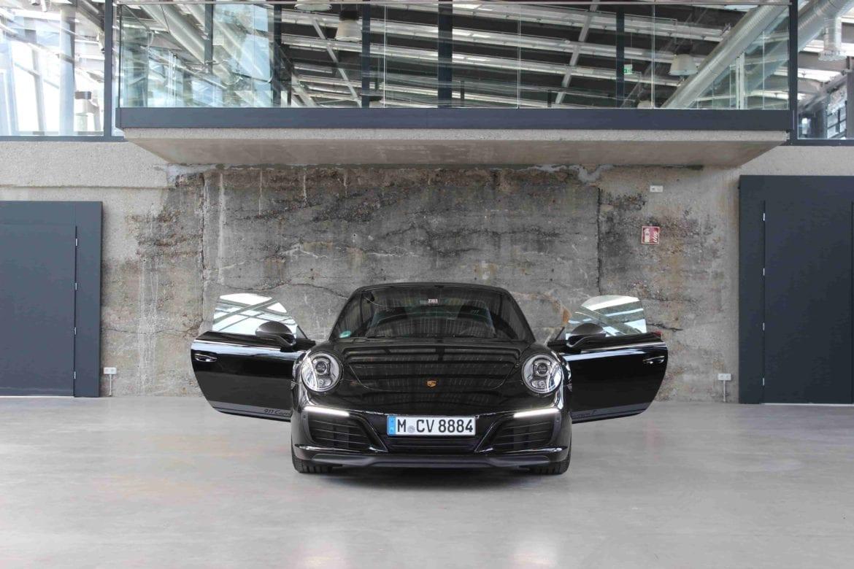 Porsche 911 Carrera T Front