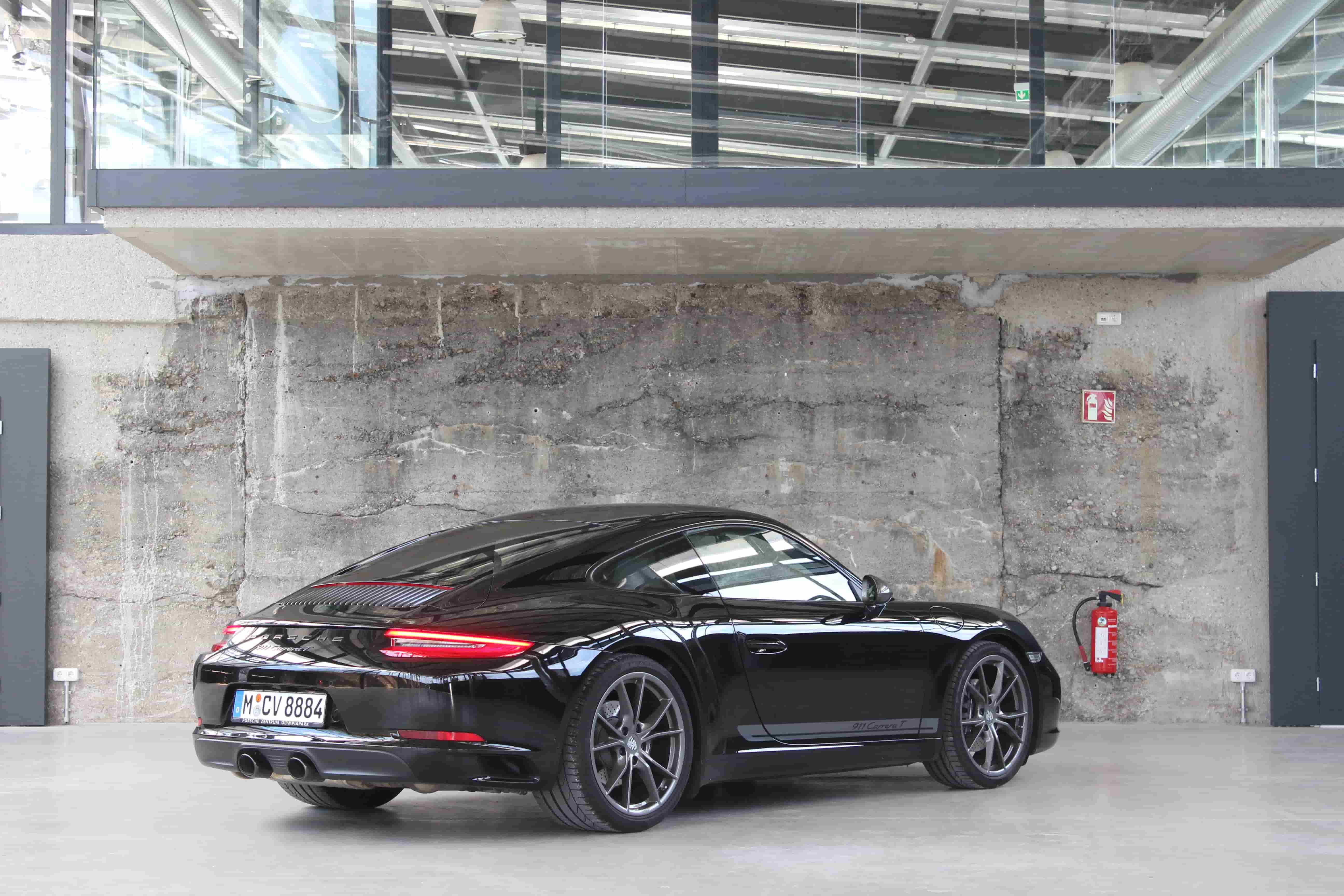 Porsche 911 Carrera T mieten