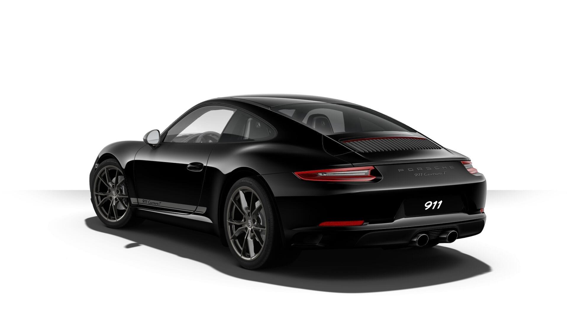 Porsche 911 T Heck mieten