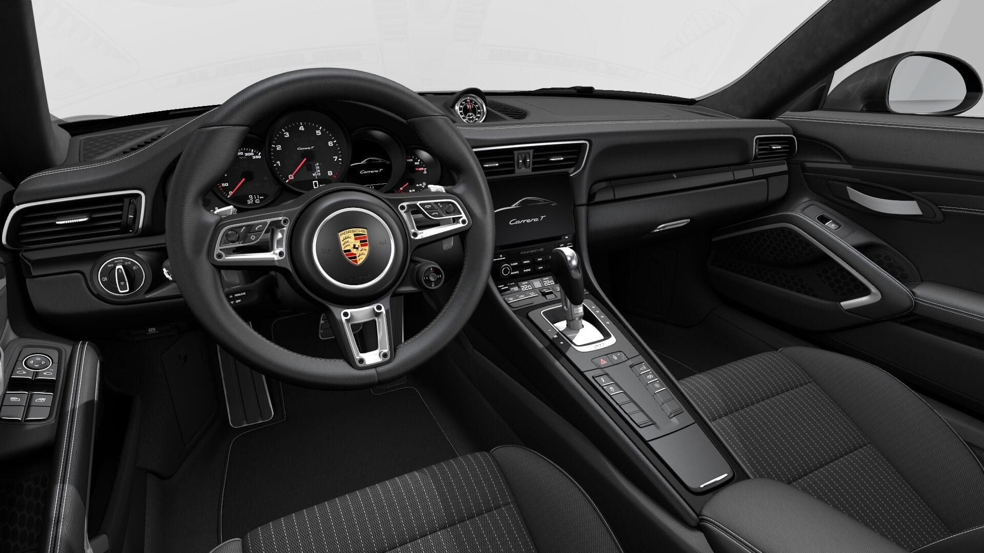Porsche 911 T Innenraum