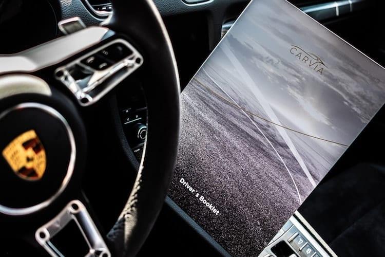 Sportwagenrouten Roadbook