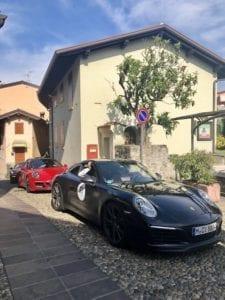 Sportwagentour Ambiente