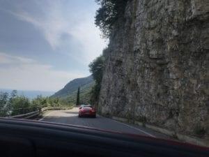 Sportwagentour Lago