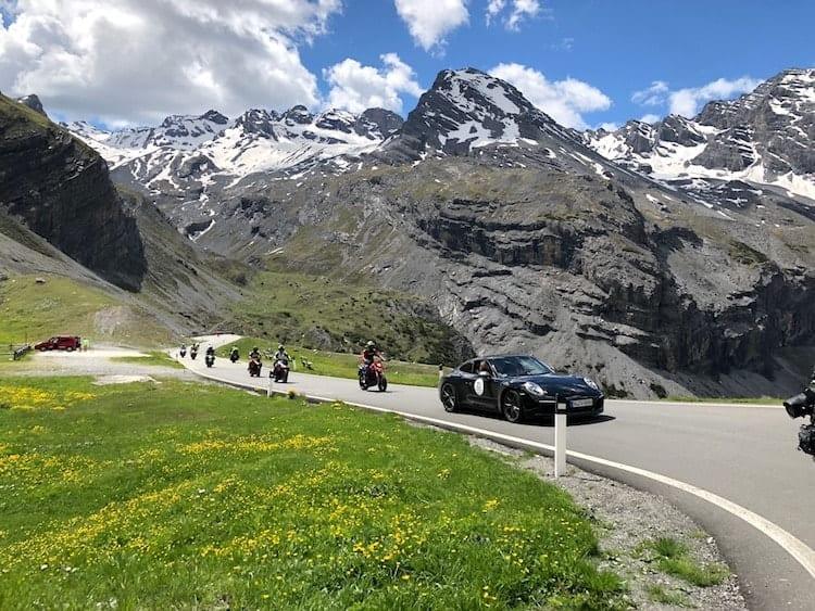 Sportwagentour Porsche 911