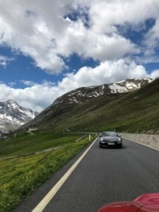 Sportwagentour Reschenpass