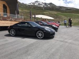 Sportwagentour Timmelsjoch
