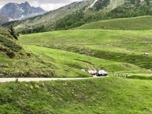 Sportwagentour enge Straßen