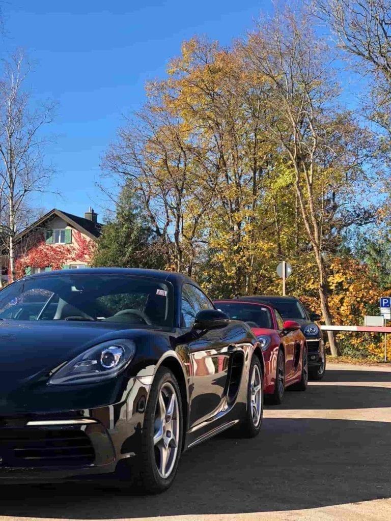 Porsche Driving Experience Bild 1