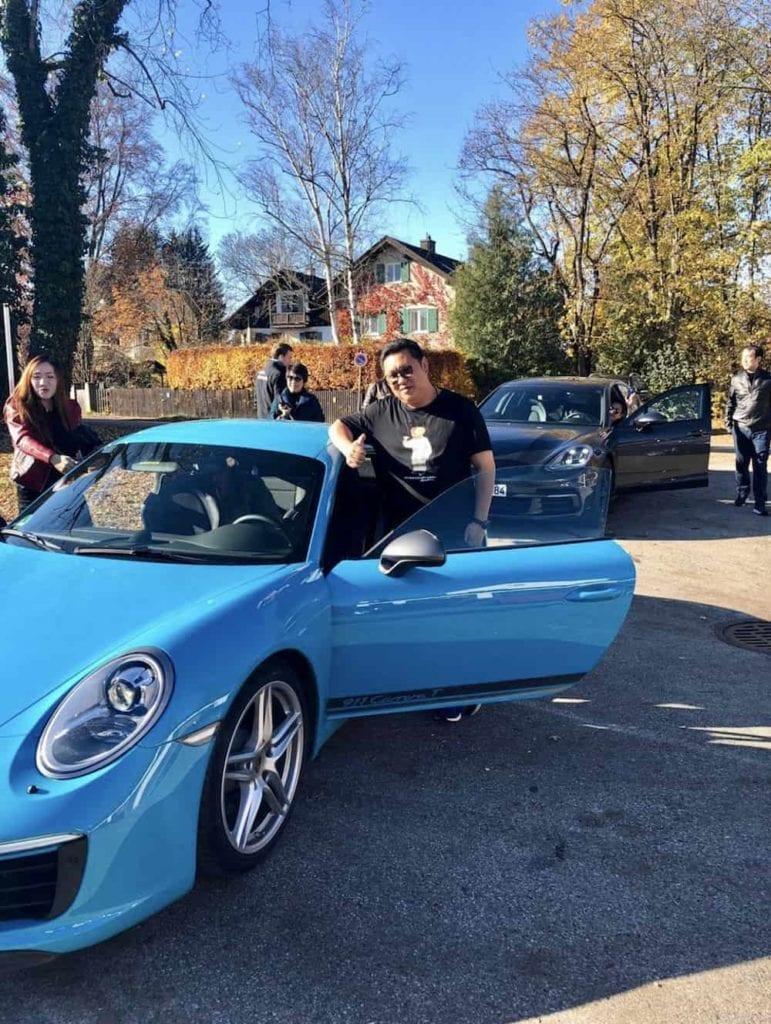 Porsche Driving Experience 5