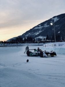 Formel E Skijöring GP Ice Race