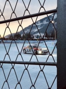 GP Ice Race Porsche Cayman GT4 Clubsport