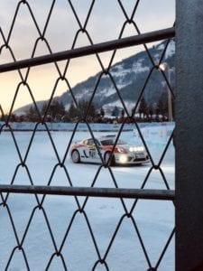 GP Ice Race Porsche Cayman GT4 Clubsport