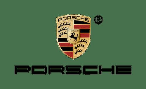 Porsche Logo mieten