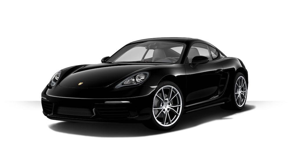 Porsche Cayman mieten günstig
