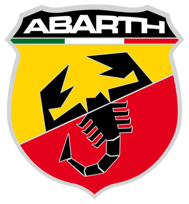 Abarth Logo mieten Muenchen
