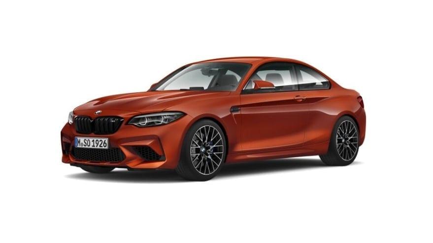 BMW M2 mieten bayern