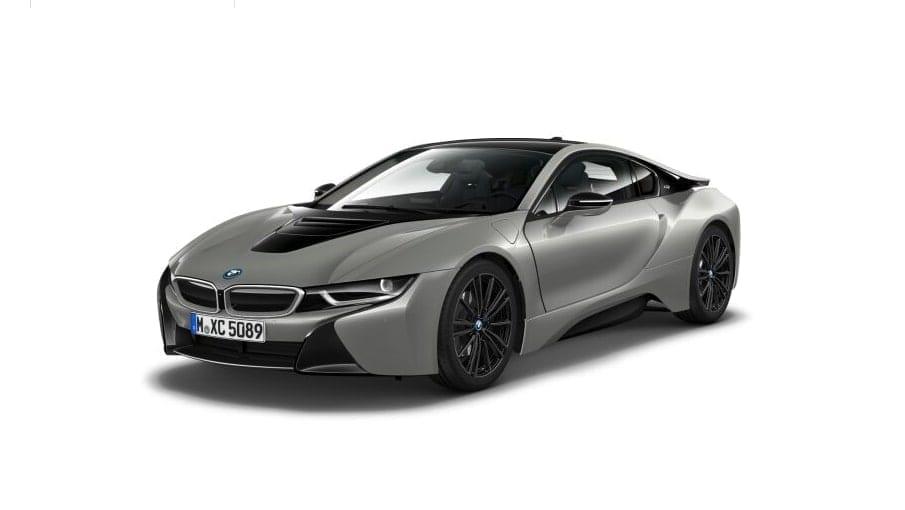 BMW i8 mieten bayern