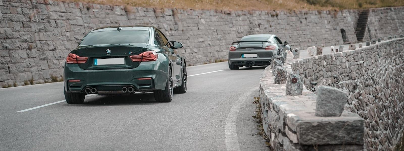 Premium Autovermietung CarVia Bmw M4 Gt4