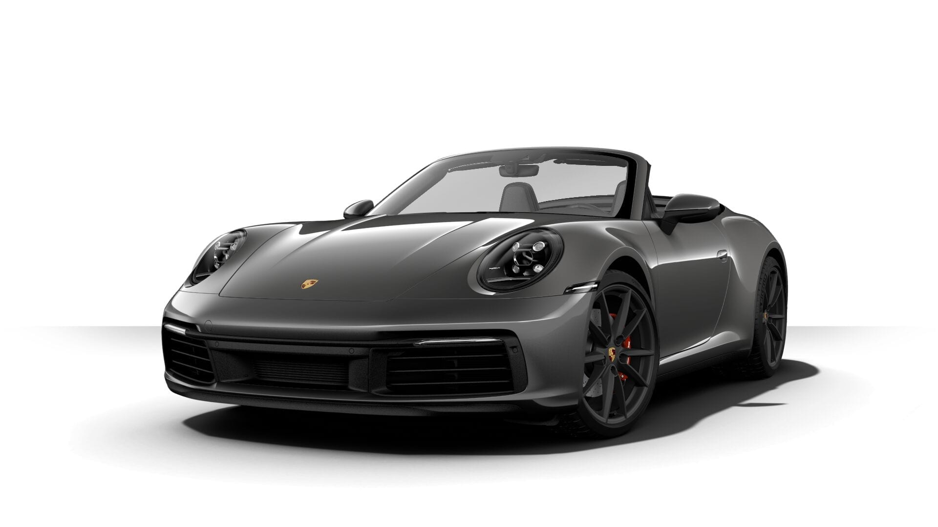 Porsche 911 Front (Baureihe 992)