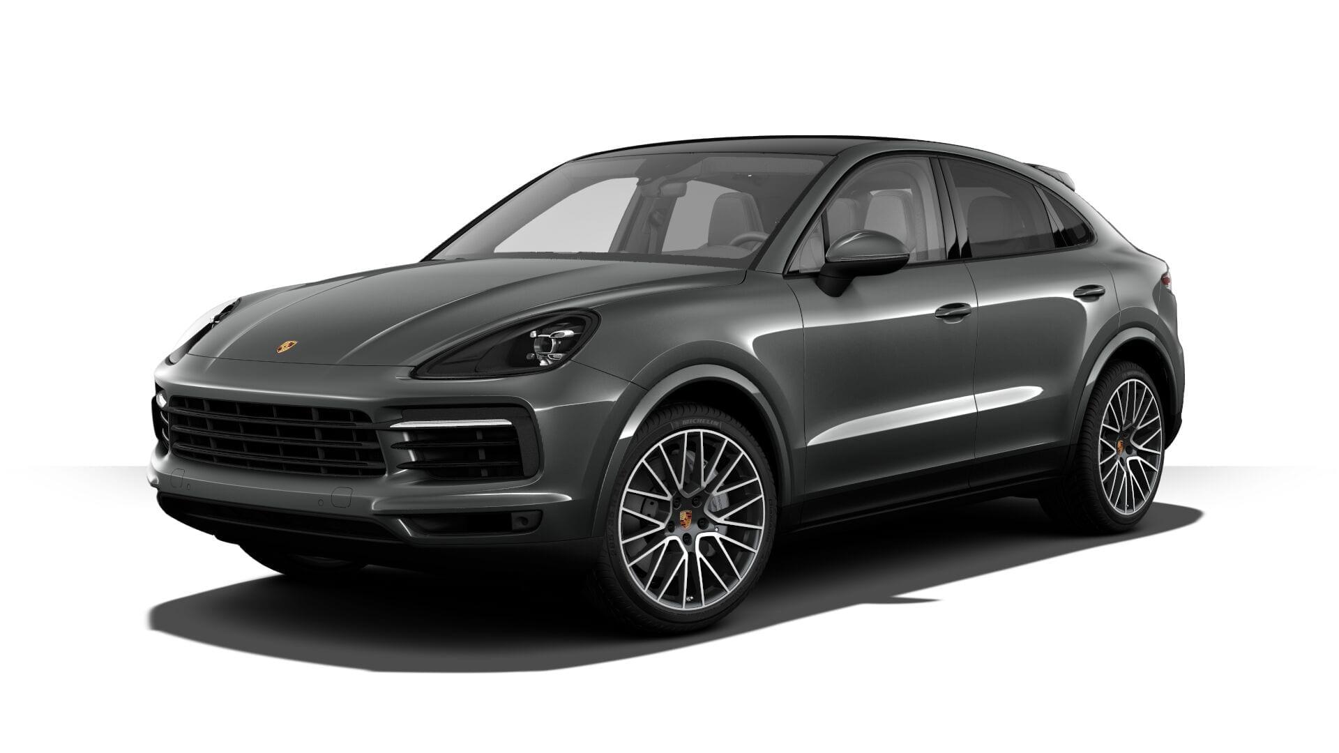 Porsche Cayenne mieten Frontansicht