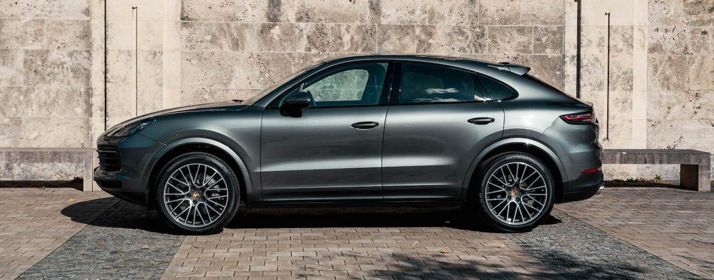Porsche Cayenne mieten in Muenchen Luxus Autovermietung