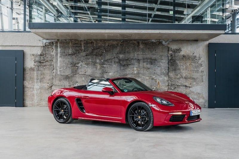 Porsche Gutschein fahren kaufen Cabriolet