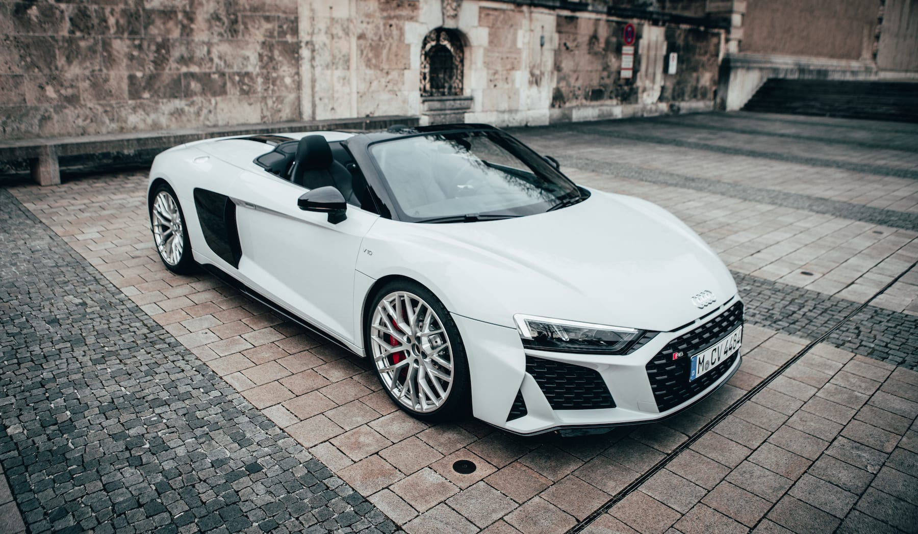 2020 Audi R8 V10 Spyder Review and Release date