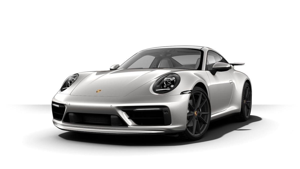 Porsche 911 GT3 in GT-Silber