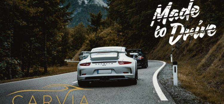 Sportwagentour mit Porsche GT3