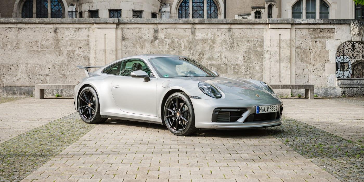 Porsche 911 Aero Kit mieten bei CarVia